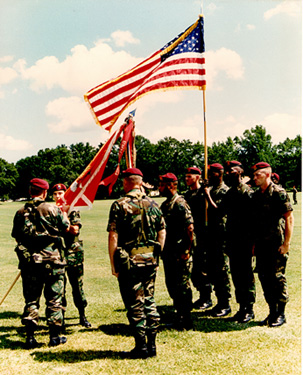 Charlette Roman U.S. Army