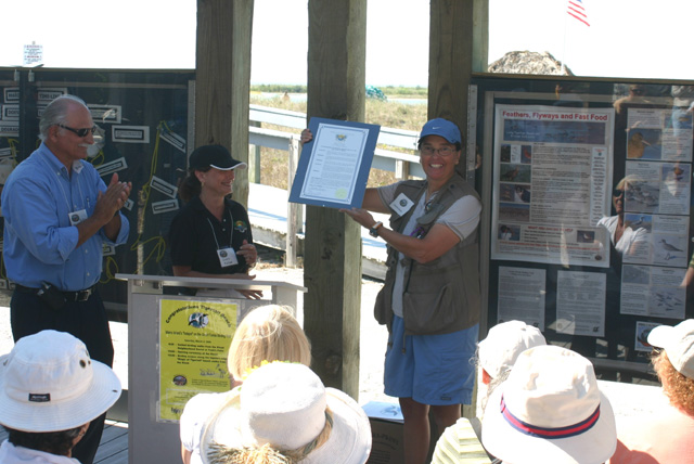 Charlette Roman Beach Proclamation
