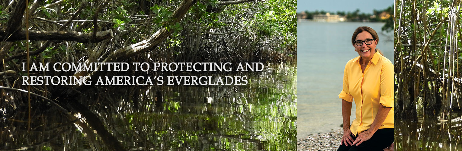 Charlette Roman Protects the Everglades