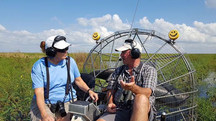 Lake Okeechobee Audubon's Dr. Paul Gray
