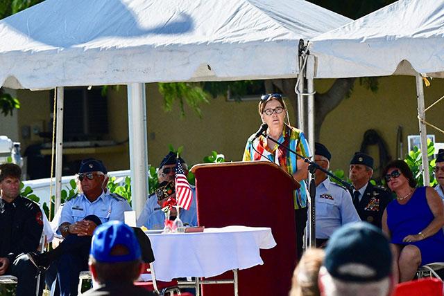 Veterans Day Charlette Roman